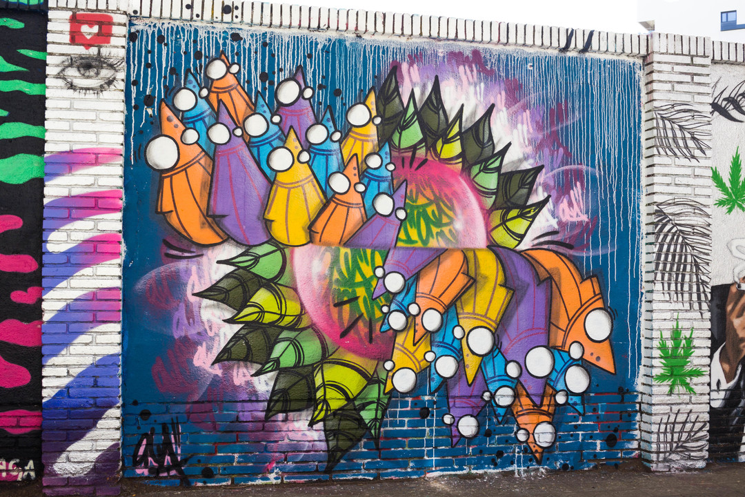 Wallspot - JOAN PIÑOL - ONA - Barcelona - Selva de Mar - Graffity - Legal Walls - Illustration - Artist - ONA