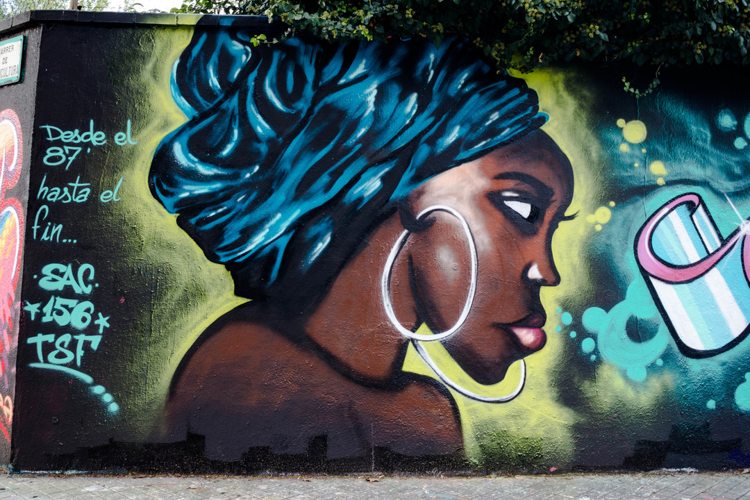 Wallspot - JOAN PIÑOL - JOAN PIÑOL - Projecte 31/10/2018 - Barcelona - Agricultura - Graffity - Legal Walls - Illustration