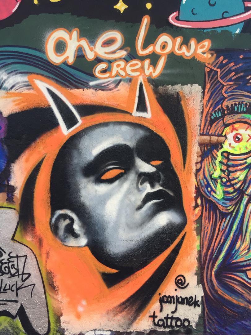 Wallspot - Super G -  - Barcelona - Agricultura - Graffity - Legal Walls -
