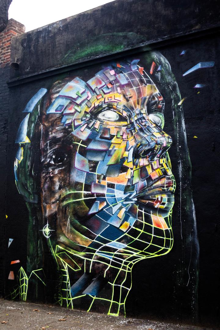 Wallspot - JOAN PIÑOL - JOAN PIÑOL - Project 07/11/2018 - Barcelona - Selva de Mar - Graffity - Legal Walls -