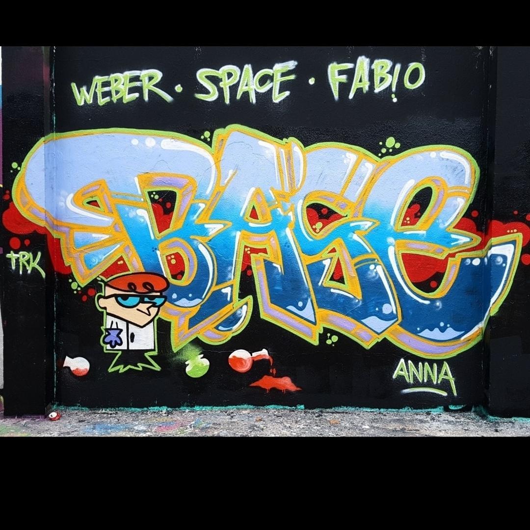 Wallspot - mark -  - Barcelona - Agricultura - Graffity - Legal Walls -