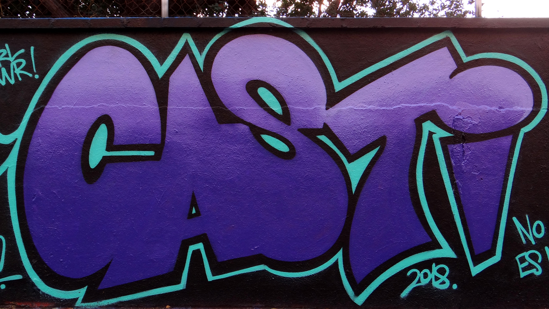 Wallspot - LaCastillo - GRL PWR!! - Barcelona - Agricultura - Graffity - Legal Walls - Letters, Illustration