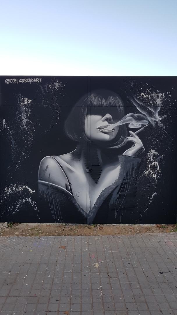 Wallspot - Joelarroyo - Agricultura - Barcelona - Agricultura - Graffity - Legal Walls - Otros