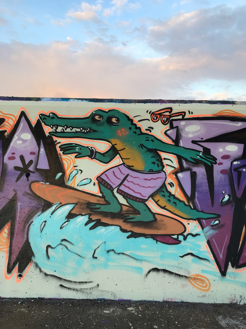 Wallspot - Ragestudio -  - Barcelona - Forum beach - Graffity - Legal Walls -