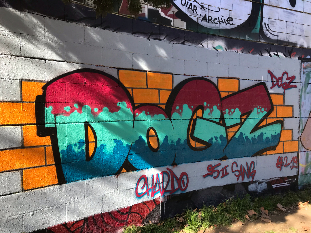Wallspot - Dogz -  - Barcelona - Drassanes - Graffity - Legal Walls -