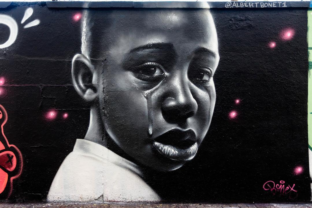 Wallspot - JOAN PIÑOL - ALBERT BONET - Barcelona - Agricultura - Graffity - Legal Walls - Illustration