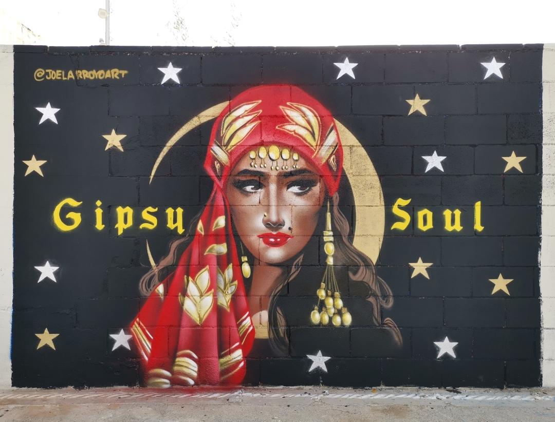 Wallspot - Joelarroyo - Parc de la Bederrida - Barcelona - Parc de la Bederrida - Graffity - Legal Walls - Illustration