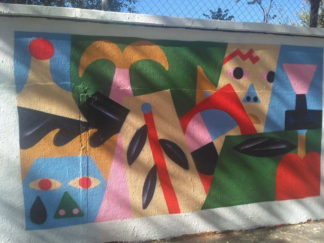 Wallspot - evalop - evalop - Proyecto 05/04/2019 - Barcelona - Agricultura - Graffity - Legal Walls - Illustration - Artist - Osier Luther