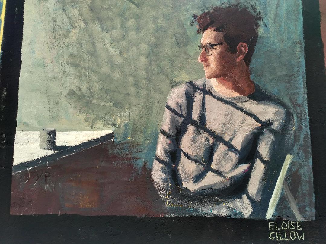 Wallspot - evalop - evalop - Proyecto 01/05/2019 - Barcelona - Selva de Mar - Graffity - Legal Walls - Illustration - Artist - Eloise
