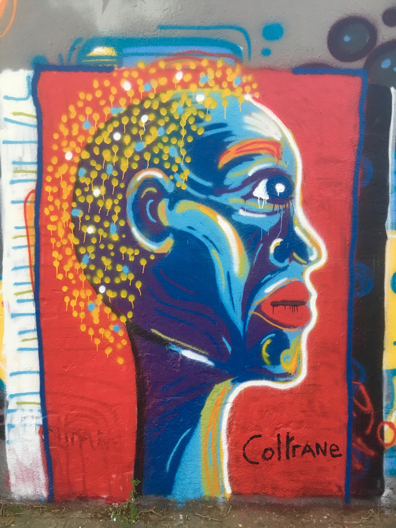 Wallspot - Coltrane -  - Barcelona - Selva de Mar - Graffity - Legal Walls -
