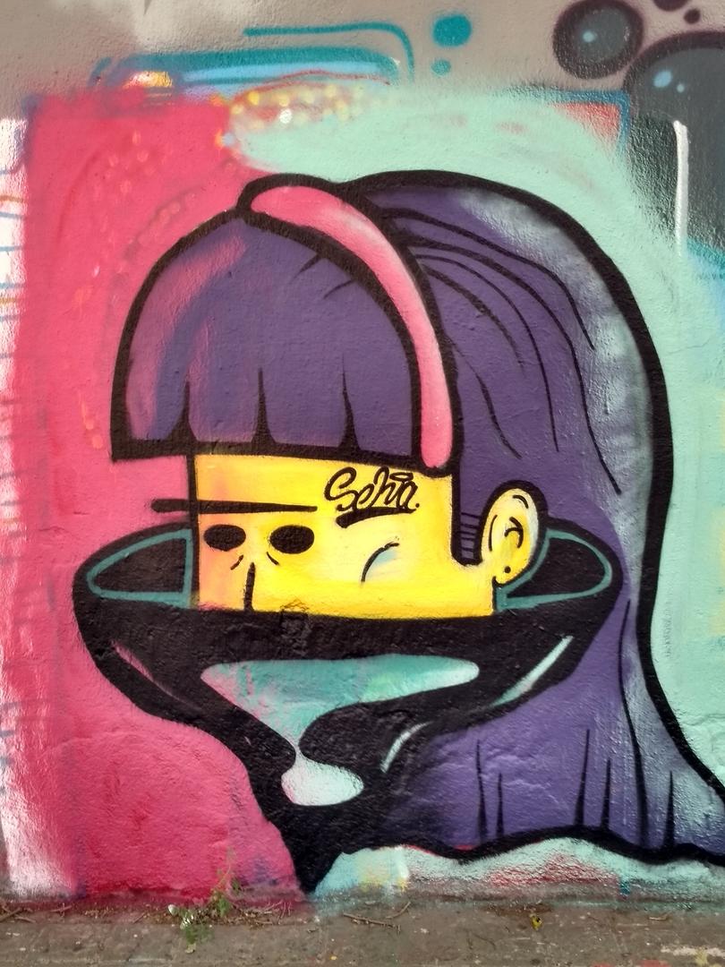 Wallspot - selva -  - Barcelona - Selva de Mar - Graffity - Legal Walls -