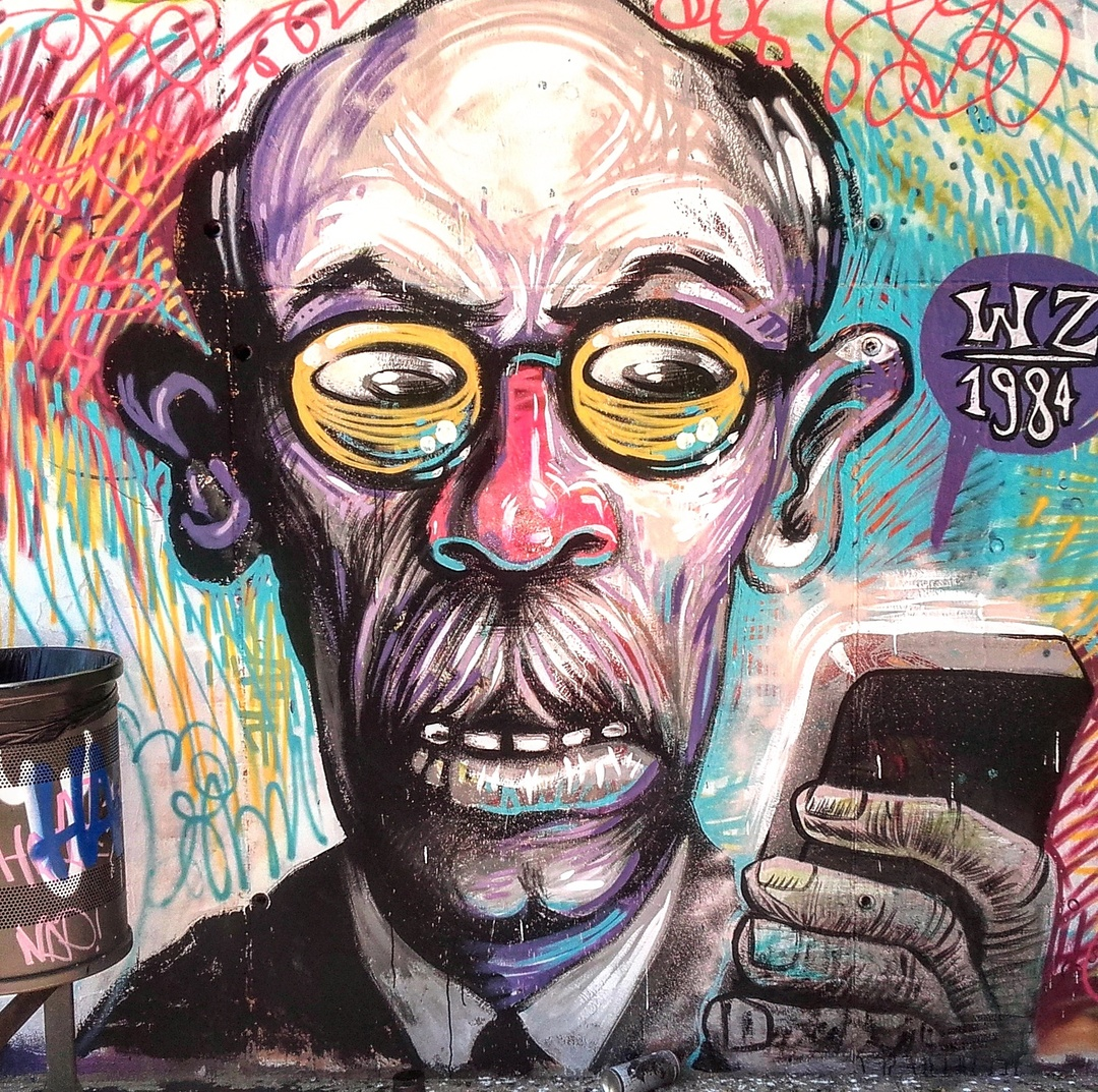 Wallspot - wz_1984 - Mas Guinardó - wz_1984 - Barcelona - Mas Guinardó - Graffity - Legal Walls -