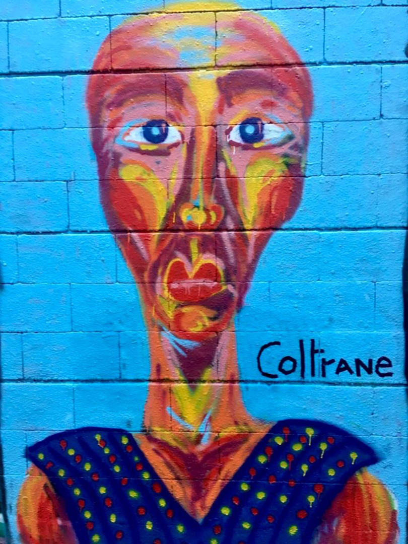 Wallspot - Coltrane - Drassanes - Barcelona - Drassanes - Graffity - Legal Walls -