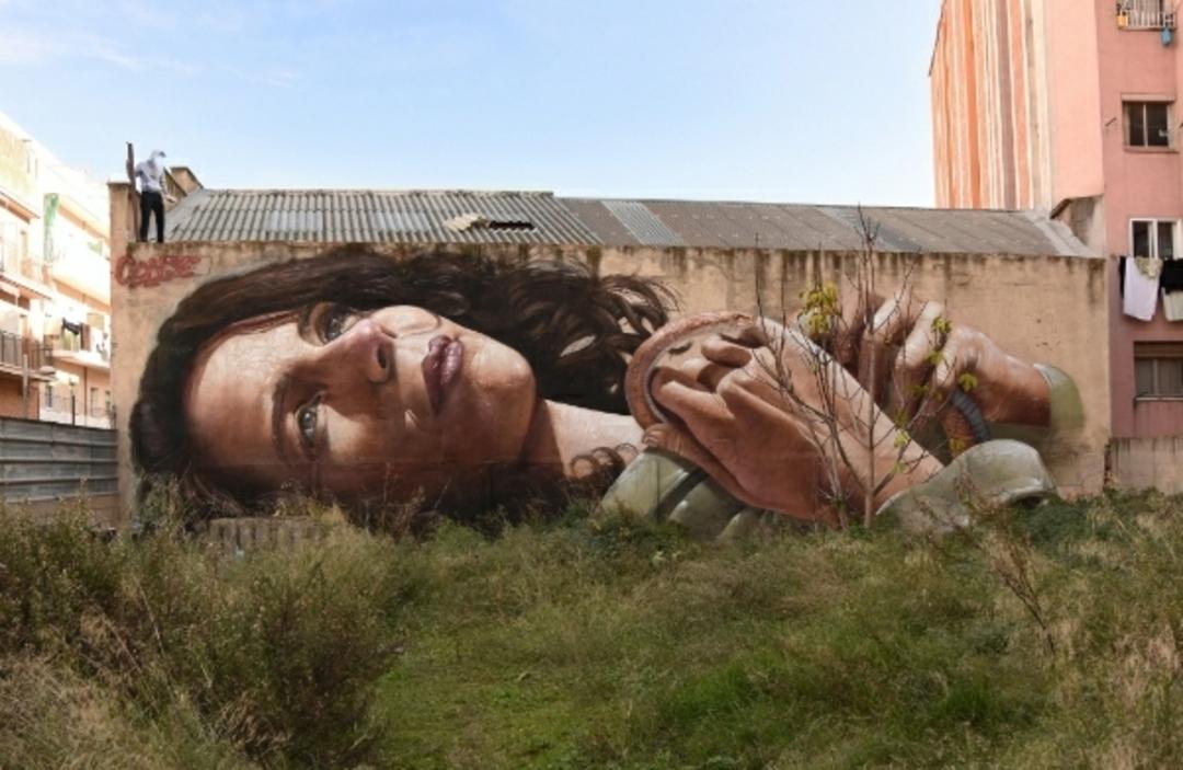 Wallspot - conse -  - Barcelona - Western Town - Graffity - Legal Walls -
