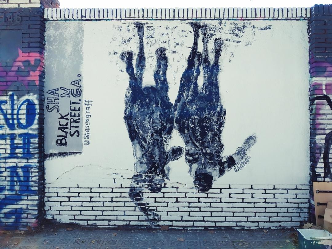 Wallspot - Shanga -  - Barcelona - Selva de Mar - Graffity - Legal Walls -