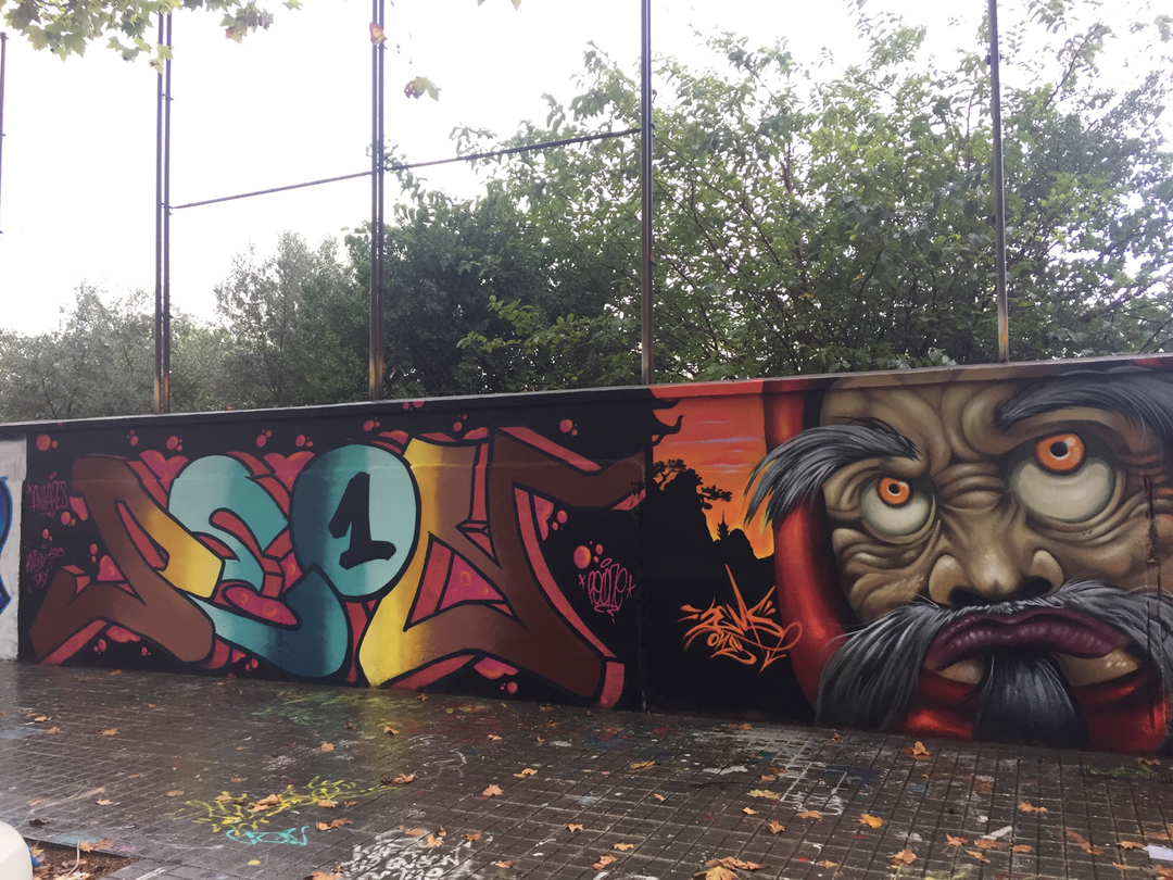 Wallspot - peone1 - PEON-ZEMS-and more.. - Barcelona - Agricultura - Graffity - Legal Walls - ,