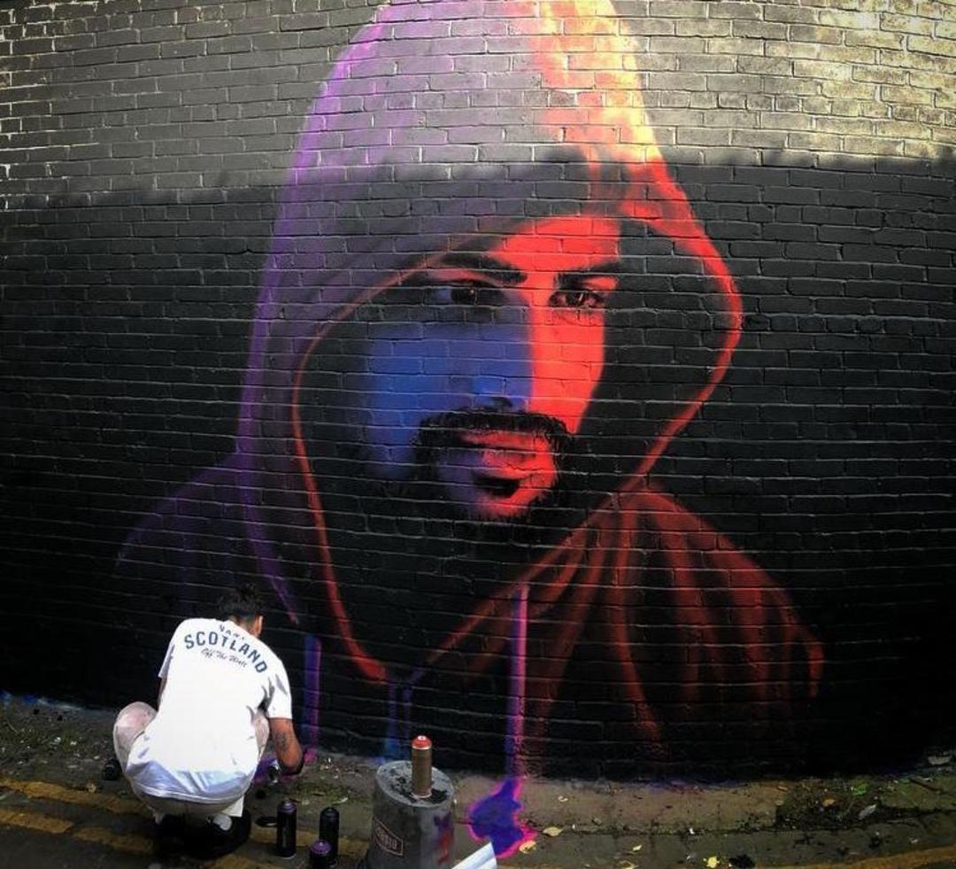 Wallspot - Philaico - Mary Ann Lane - Philaico - Dundee - Mary Ann Lane - Graffity - Legal Walls - Otros
