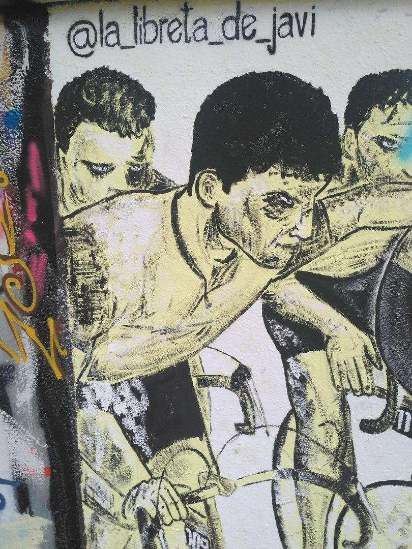 Wallspot - evalop - evalop - Project 28/09/2019 - Barcelona - Agricultura - Graffity - Legal Walls - Il·lustració