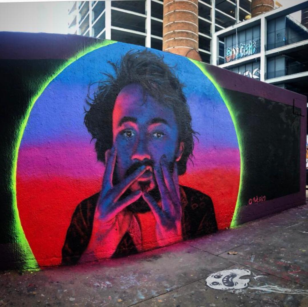 Wallspot - Philaico - Tres Xemeneies - Philaico - Barcelona - Tres Xemeneies - Graffity - Legal Walls - Altres