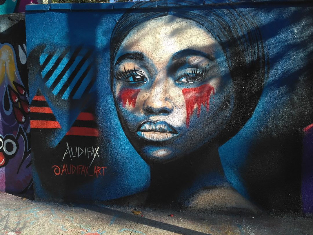 Wallspot - evalop - evalop - Proyecto 26/11/2019 - Barcelona - Agricultura - Graffity - Legal Walls - Illustration - Artist - Audifax