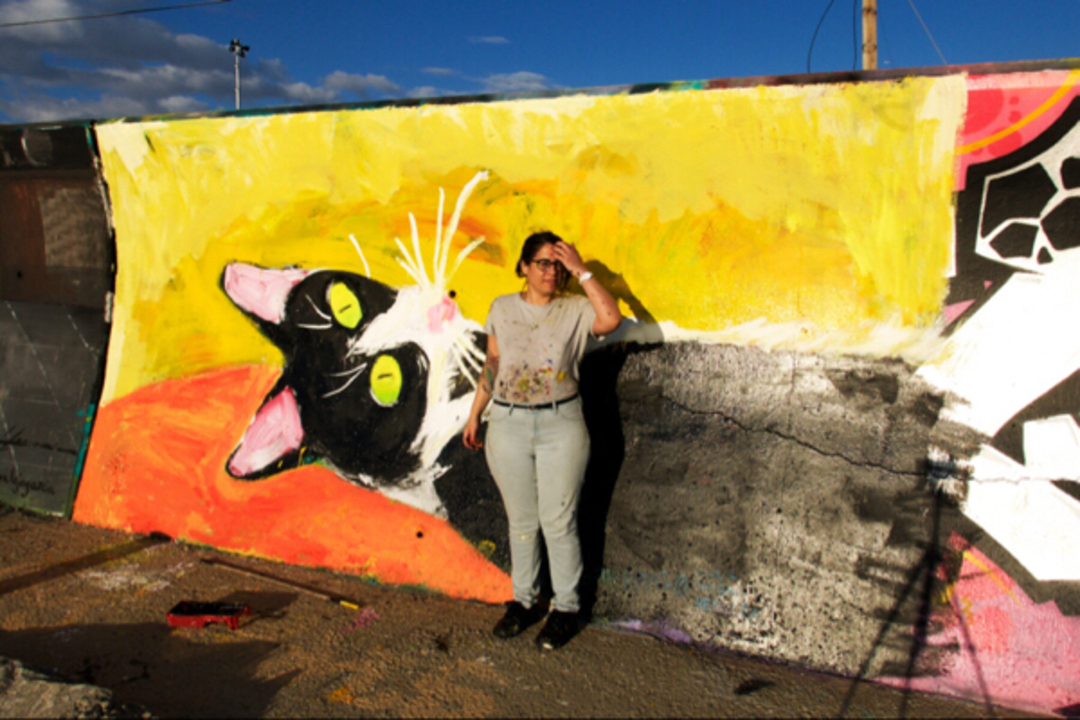 Wallspot - gimenaherrera - Garritas - Barcelona - Forum beach - Graffity - Legal Walls - , ,