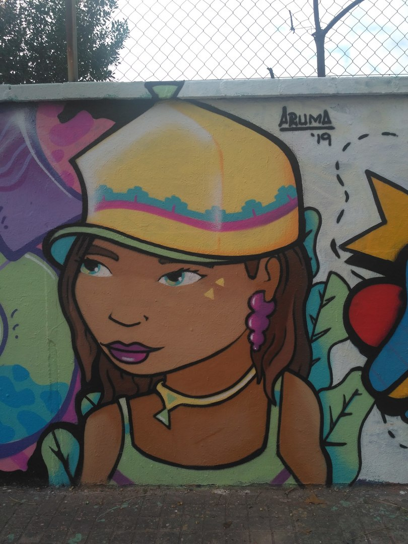 Wallspot - evalop - evalop - Proyecto 04/01/2020 - Barcelona - Agricultura - Graffity - Legal Walls -