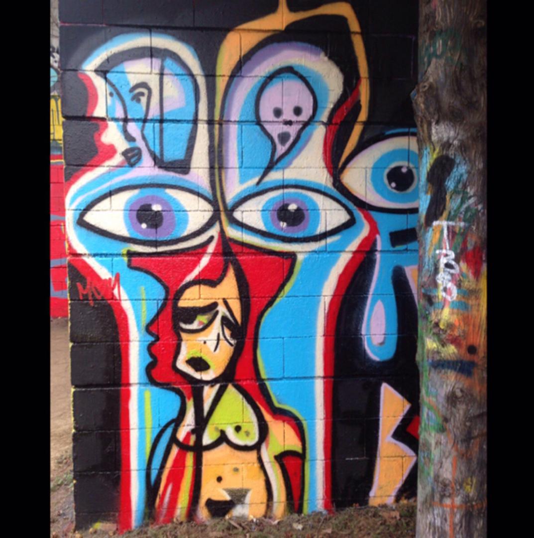 Wallspot - Rupa - @ruparte  - Barcelona - Drassanes - Graffity - Legal Walls -
