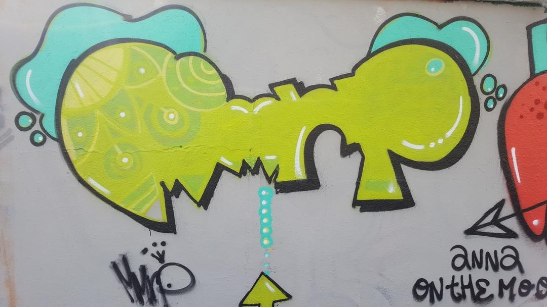 Wallspot - mmrp - mmrp - Barcelona - Selva de Mar - Graffity - Legal Walls - Letras