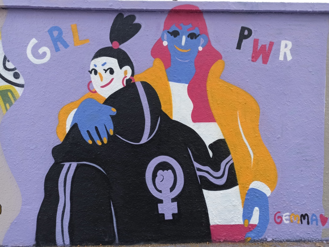 Wallspot - evalop - evalop - Proyecto 15/03/2020 - Barcelona - Agricultura - Graffity - Legal Walls - Illustration - Artist - gemfontanals