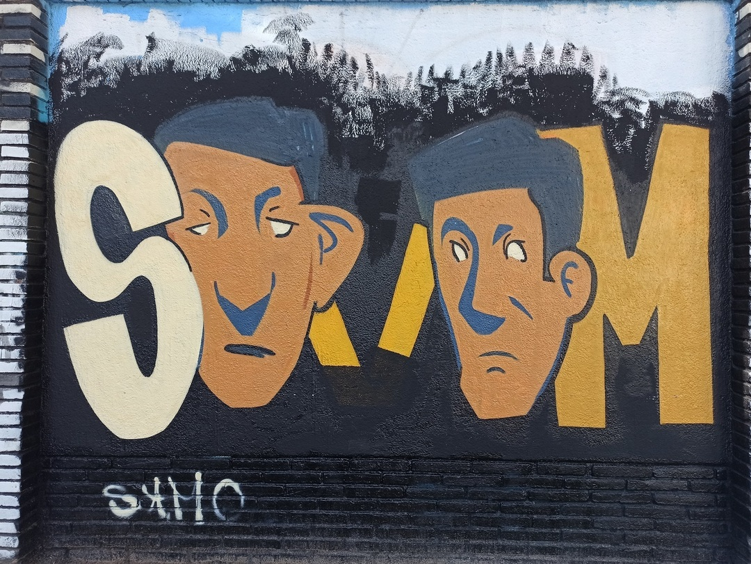 Wallspot - evalop - evalop - Proyecto 06/07/2020 - Barcelona - Selva de Mar - Graffity - Legal Walls - Illustration - Artist - MaerkOne