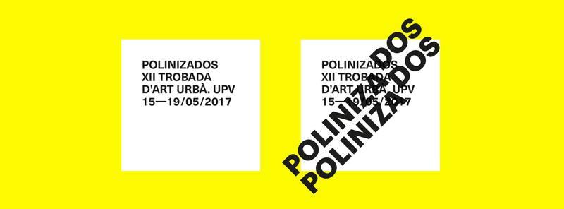 Wallspot Post - Poliniza Dos XII TROBADA D'ART RUBÀ. UPV