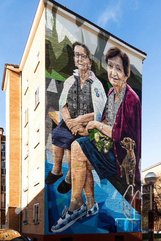 Wallspot Post - IMVG La Ciudad pintada