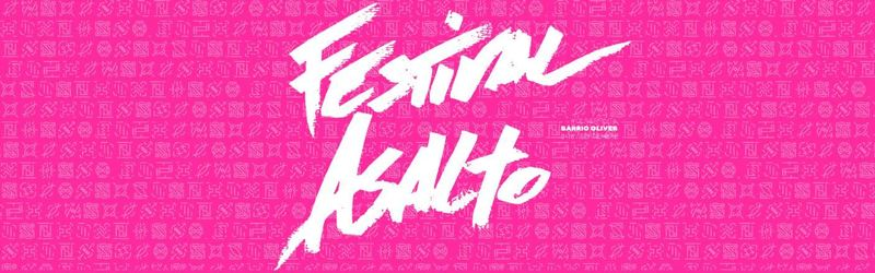 Wallspot Post - Asalto Festival 2018