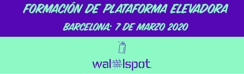 Wallspot Post - LIFTING PLATFORM TRAINING