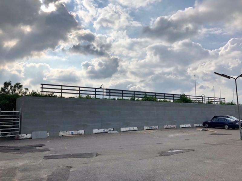 Wallspot Post - NEW LEGAL WALL IN COPENHAGUEN (IFUK)