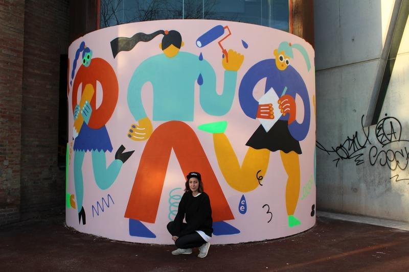 Wallspot Post - WALL CLAIM - EMILY ELDRIDGE - International Women's Day