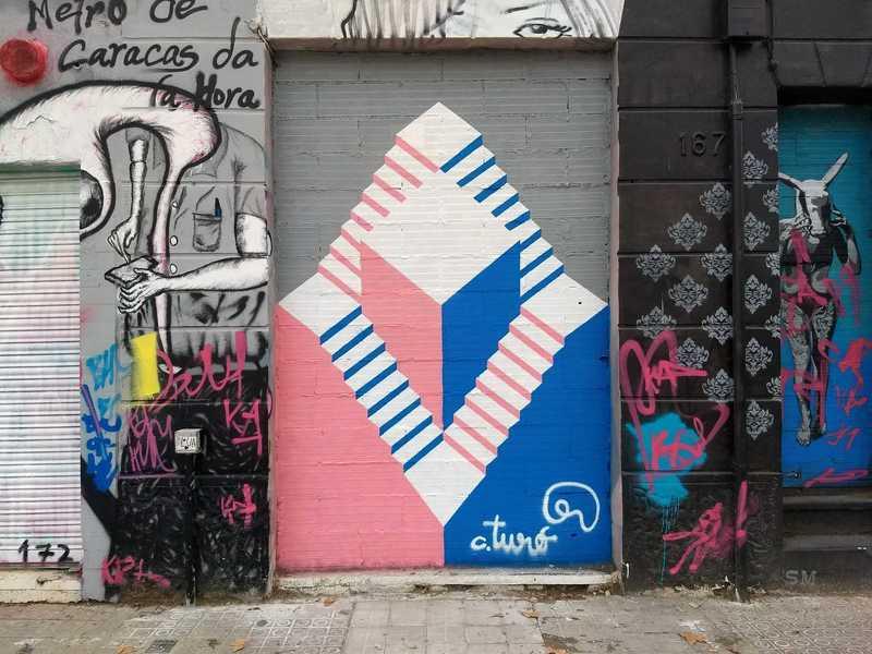 Wallspot - Carles Turó - escarles - Barcelona - Western Town - Graffity - Legal Walls - Others