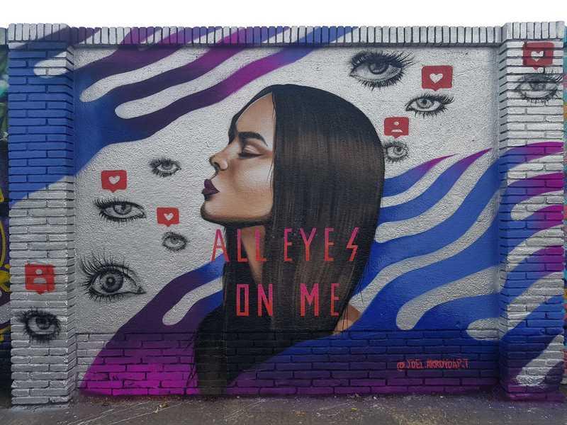 Wallspot - Joelarroyo - Barcelona - Selva de Mar - Graffity - Legal Walls - Others