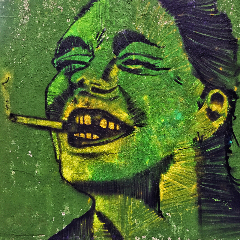 Wallspot - Berol377 - Barcelona - Tres Xemeneies - Graffity - Legal Walls -