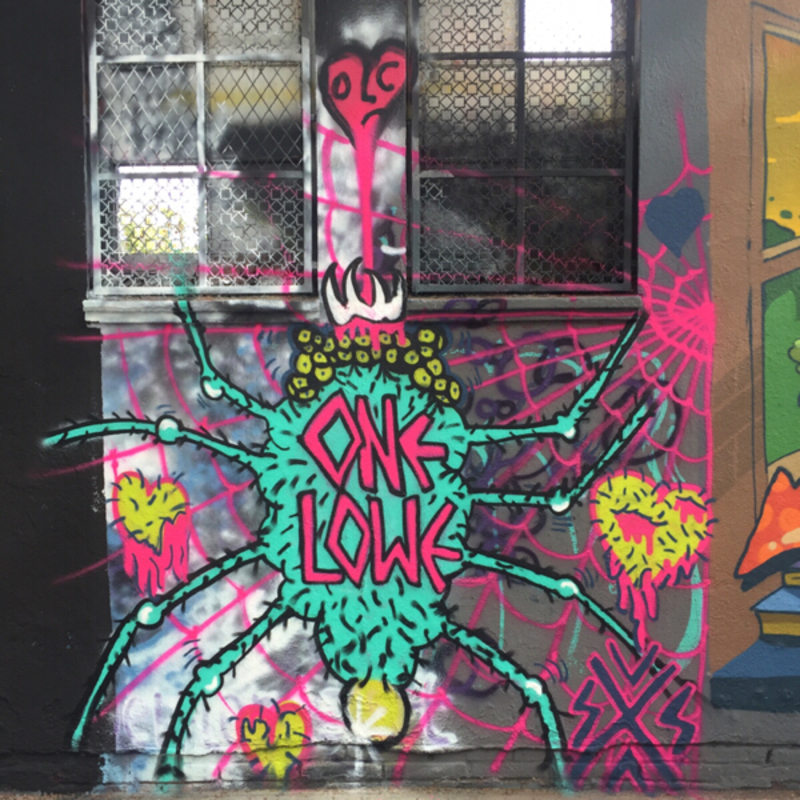 Wallspot - Super G - Barcelona - Agricultura - Graffity - Legal Walls -