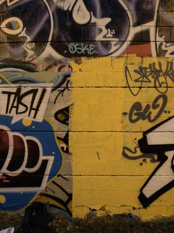 Wallspot - Guido - Barcelona - Drassanes - Graffity - Legal Walls -