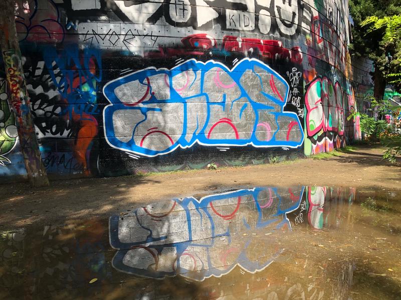 Wallspot - Side194 - Drassanes - Barcelona - Drassanes - Graffity - Legal Walls - Letters