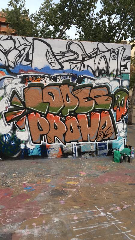 Wallspot - lps - Barcelona - Tres Xemeneies - Graffity - Legal Walls -