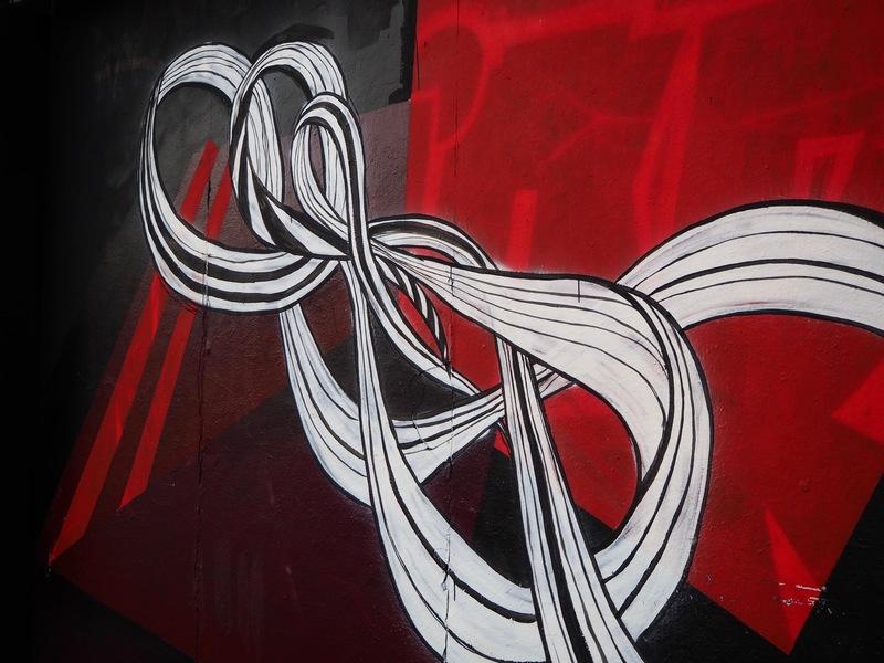 Wallspot - redmadpeople - Tres Xemeneies -  - Barcelona - Tres Xemeneies - Graffity - Legal Walls -