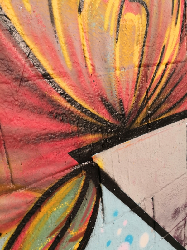Wallspot - mark - Monopolio - Barcelona - Poble Nou - Graffity - Legal Walls - Letras, Ilustración