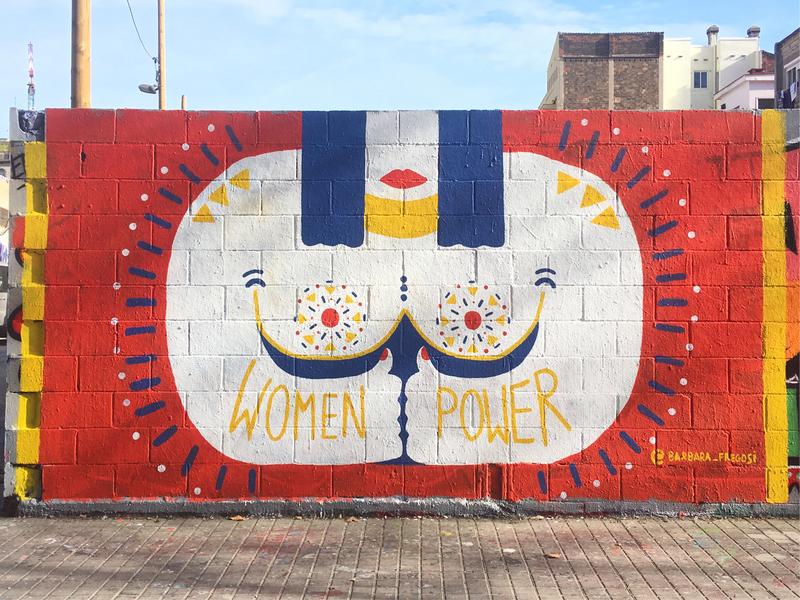 Wallspot - b a b a - Poble Nou - Barcelona - Poble Nou - Graffity - Legal Walls - Ilustración