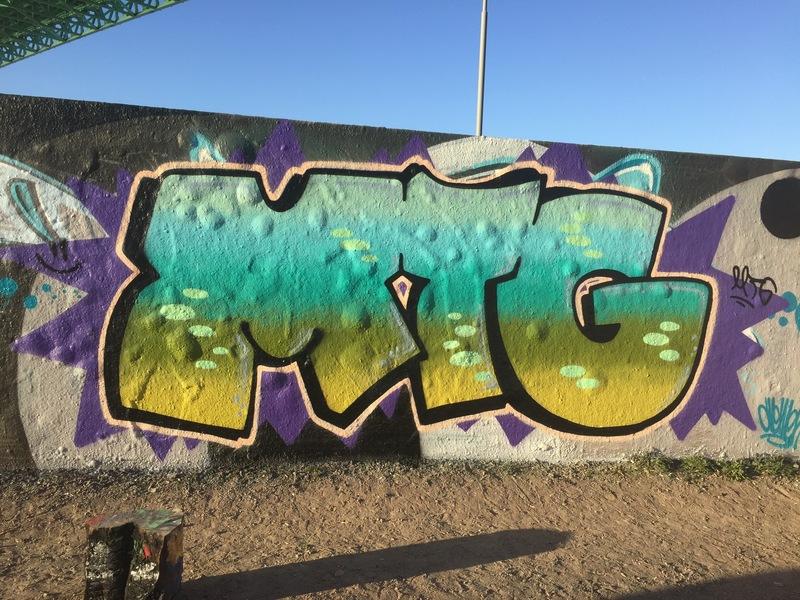 Wallspot - MTG - MTG - Göteborg - Draken - Graffity - Legal Walls -