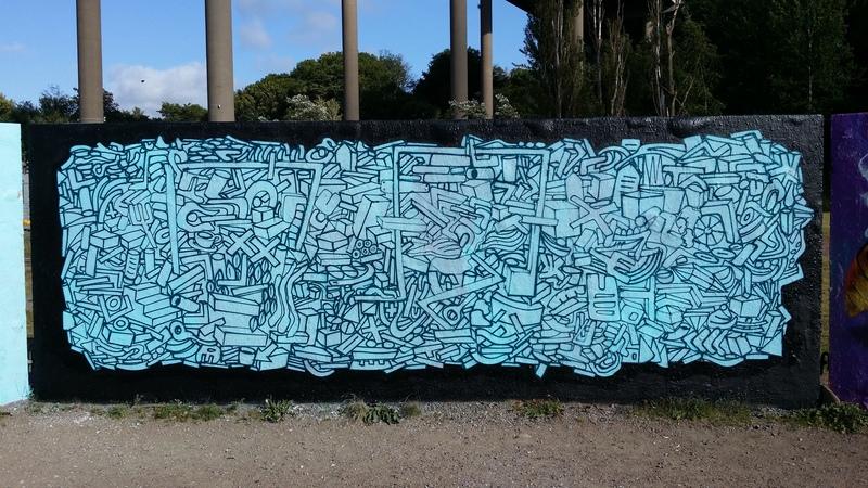 Wallspot - Ollio - Draken - Ollio - Göteborg - Draken - Graffity - Legal Walls -