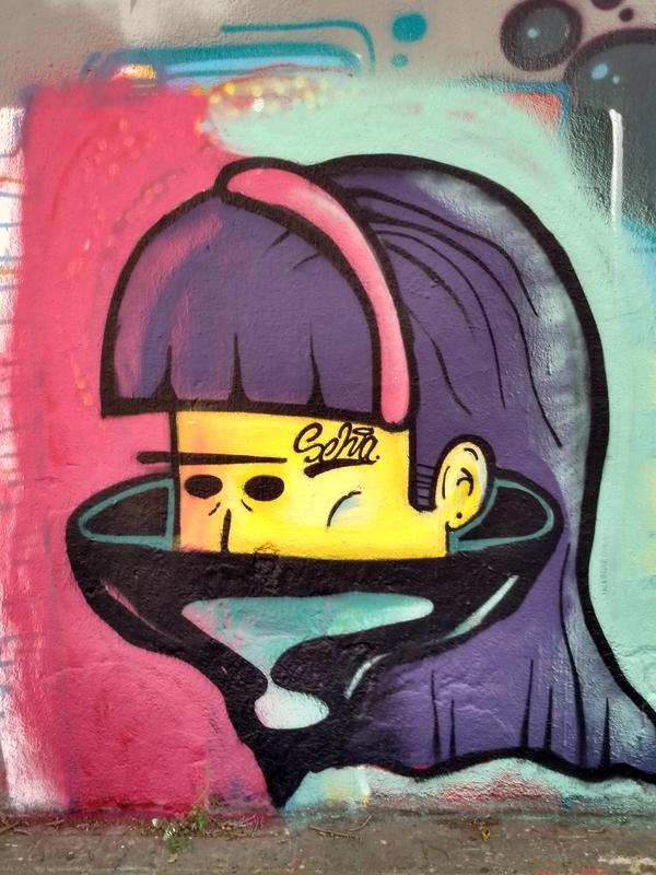 Wallspot - selva - Barcelona - Selva de Mar - Graffity - Legal Walls -