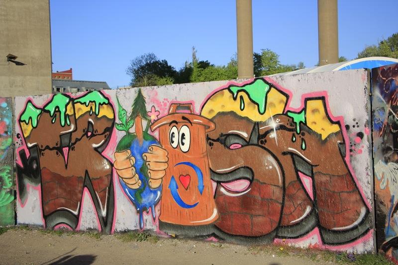 Wallspot - MTG - Draken - MTG - Göteborg - Draken - Graffity - Legal Walls -